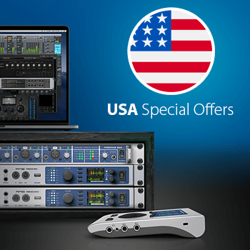 RME USA Special Offer