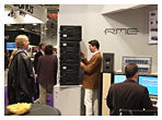 Synthax/RME Booth