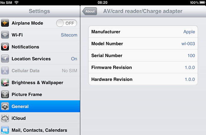 CC Mode Device Manager